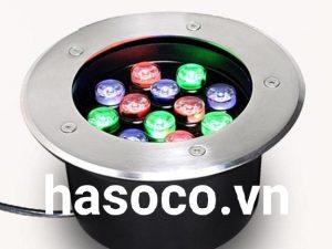 đèn led âm sàn 6w